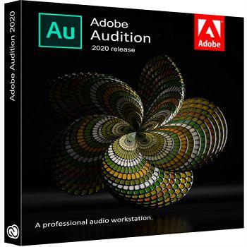 Adobe Audition 2020 v13.0.9.41 Latest version + Free Crack