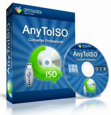 AnyToISO Professional 3.9.6 With Crack Latest [Free]