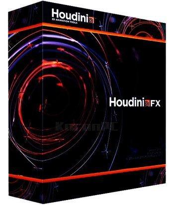 SideFX Houdini FX 18.0.348 free Crack