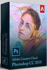 Adobe Photoshop CC 2018 v19.1.448 Setup Crack Download Free